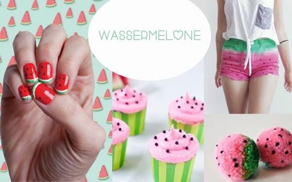Die Invasion der Wassermelone