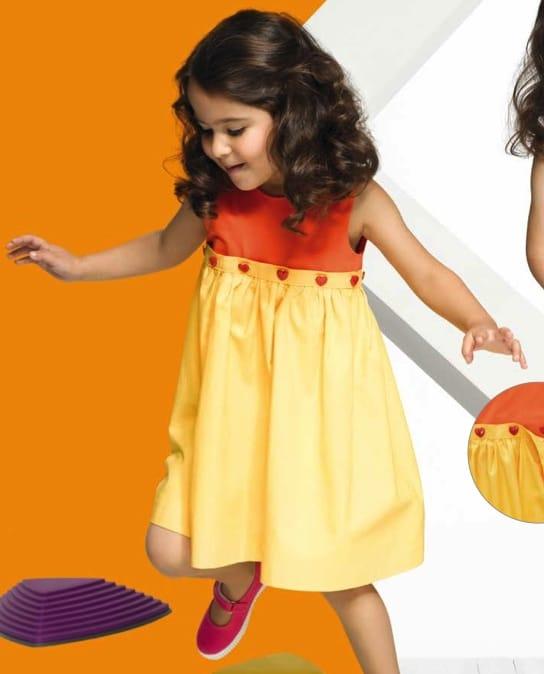 Kinderkleid - HANDMADE Kultur