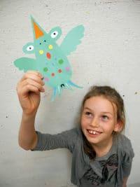 Raumdeko 9 diy anleitungen und ideen handmade kultur for Raumgestaltung vogel