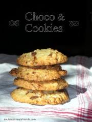 Lecker: Choco-Cookies