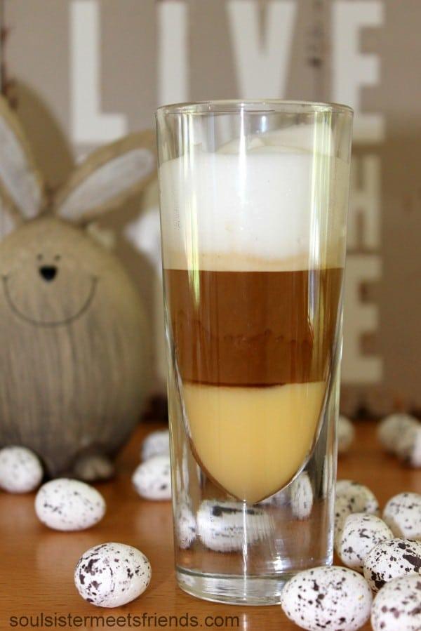 Zu Ostern ein Coffee-Shooter ... mmhhh!