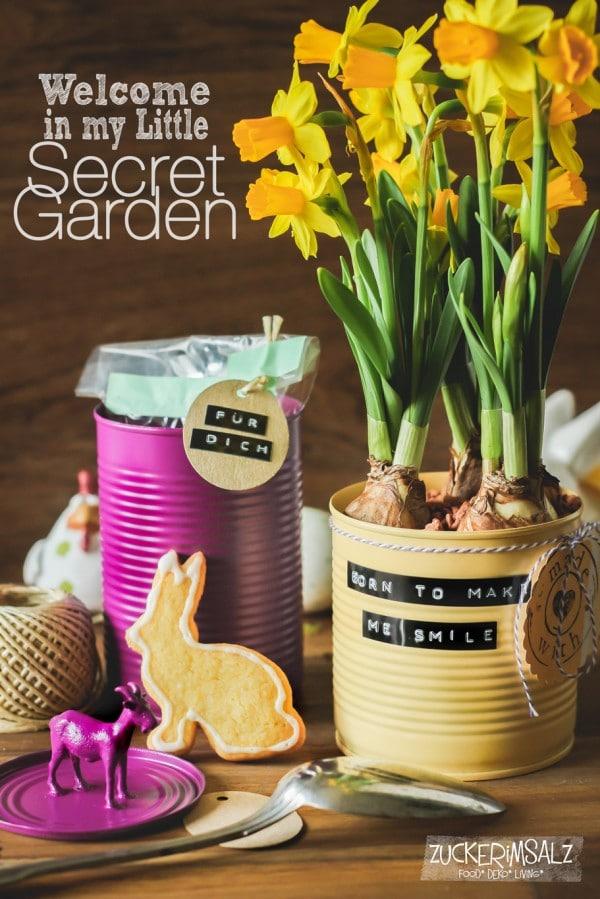 Welcome in my Little Secret Garden