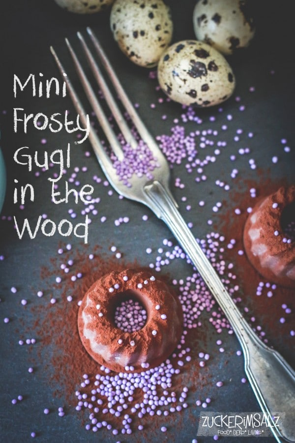 Mini Frosty Gugl in the Wood
