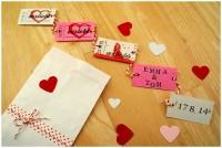 DIY Hochzeit: Save the Date Karten zum Selbermachen mit Feine Billeterie