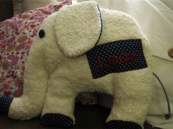 Einen Elefanten für Leon!
