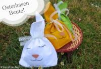 Zuckersüße Osterhasen Säckchen ♥