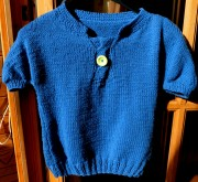 Kleiner Pullover Gr. 34