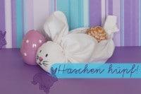 Der Taschentuch-Hase