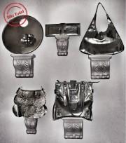 Schicke Aufbewahrung für Taschen
