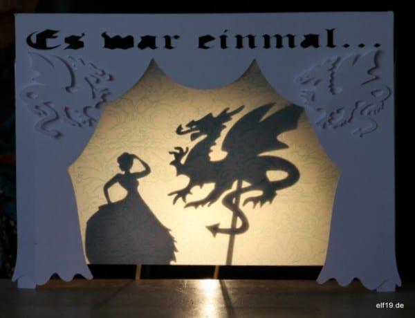 Schattentheater (nicht nur) für Kinder