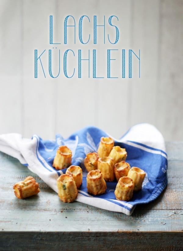 Lachsküchlein