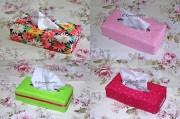 Wendehülle für Tücherbox DIY