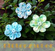 Blütenzauber - tolle Blumen selber nähen