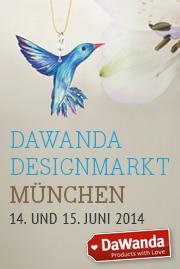 DaWanda Designmarkt im Zenith München