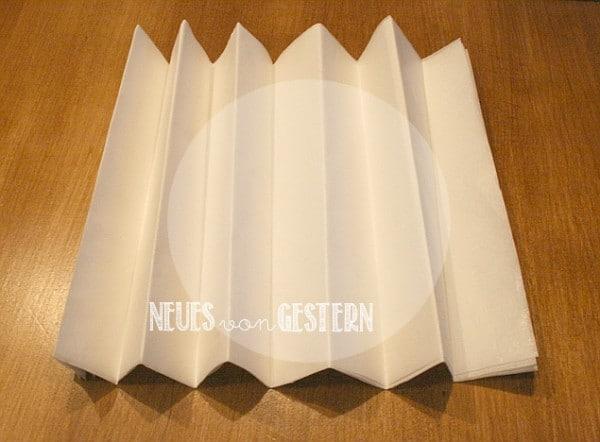 DIY Papierblume