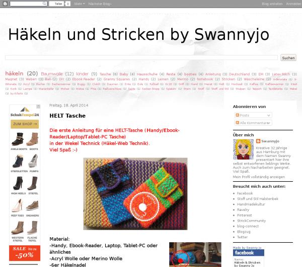 Häkeln und Stricken by Swannyjo
