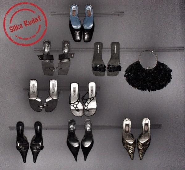 Schicke Aufbewahrung für Schuhe