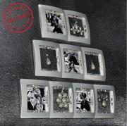 Schmucke Foto-Collage