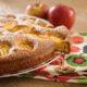 Apfelkuchen sehr fein
