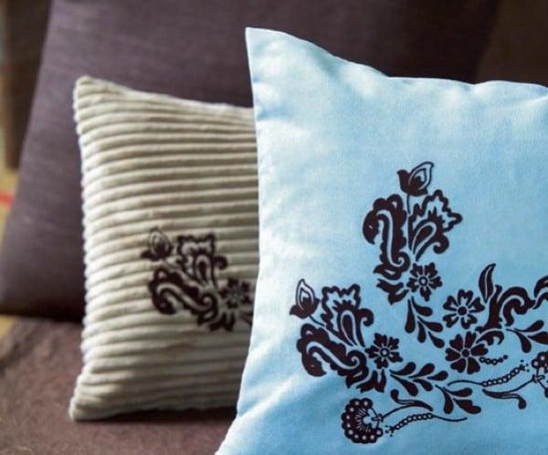 kissenh llen floral beb gelt handmade kultur. Black Bedroom Furniture Sets. Home Design Ideas