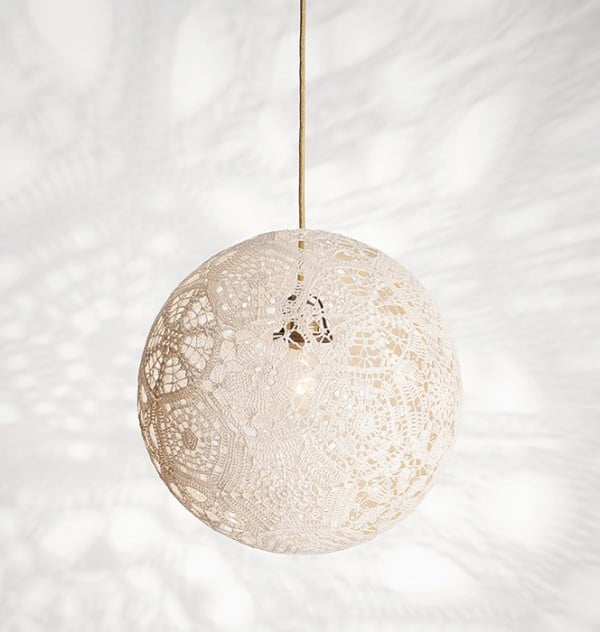 Luna 5 Lampe