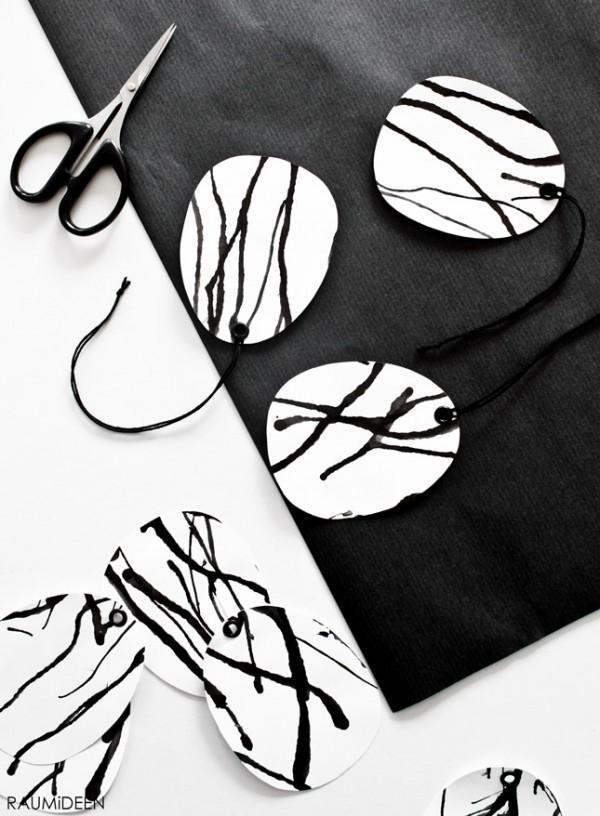 ostereier aus papier handmade kultur. Black Bedroom Furniture Sets. Home Design Ideas