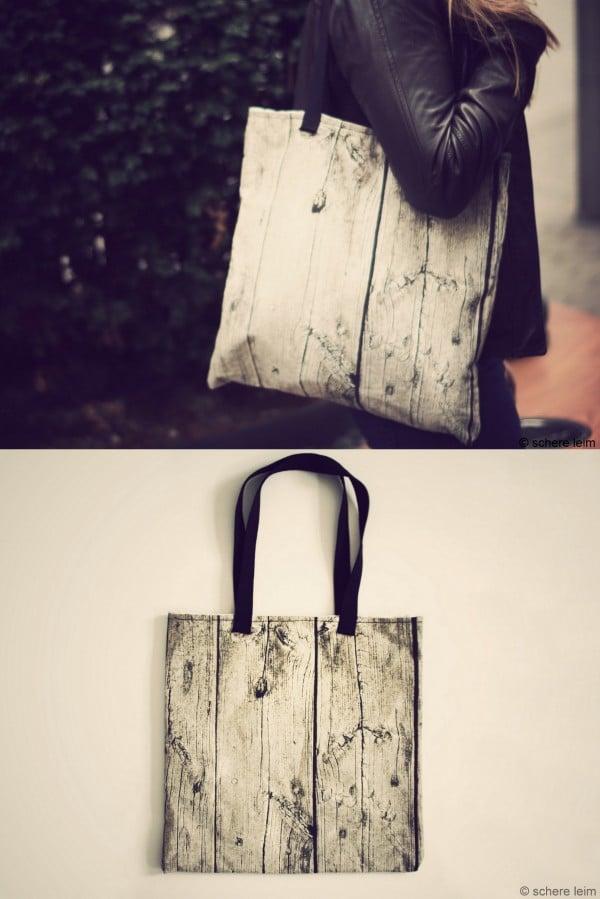 DIY Skandinavisches Taschendesign
