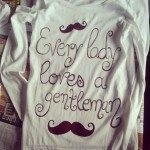 Every lady loves a gentleman!