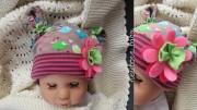 Mini Mütze für new born baby