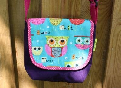 Süße Kindertasche, Kindergartentasche