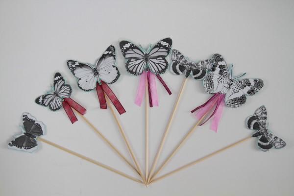 Schmetterlings dekoration