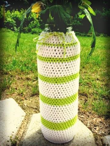 Smoothieflasche in neuem Kleid