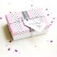 Aus alter Schachtel mach schöne Geschenkbox mit Masking Tape