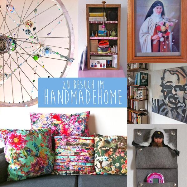 Zu Besuch im #handmadehome