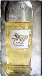 Hollunderblütensirup und Etiketten zum runterladen