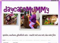 daycaremummy - spielen wachsen glücklich sein, macht mit uns mit das wäre fein!