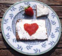 Erdbeer- & Rhabarber-Konfitüre
