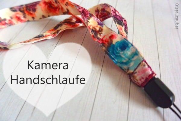 {DIY} Kamera Handschlaufe