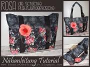 Rosa - die schlichte Platzwundertasche