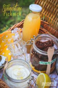 Summertime Picknick ... Teil 1