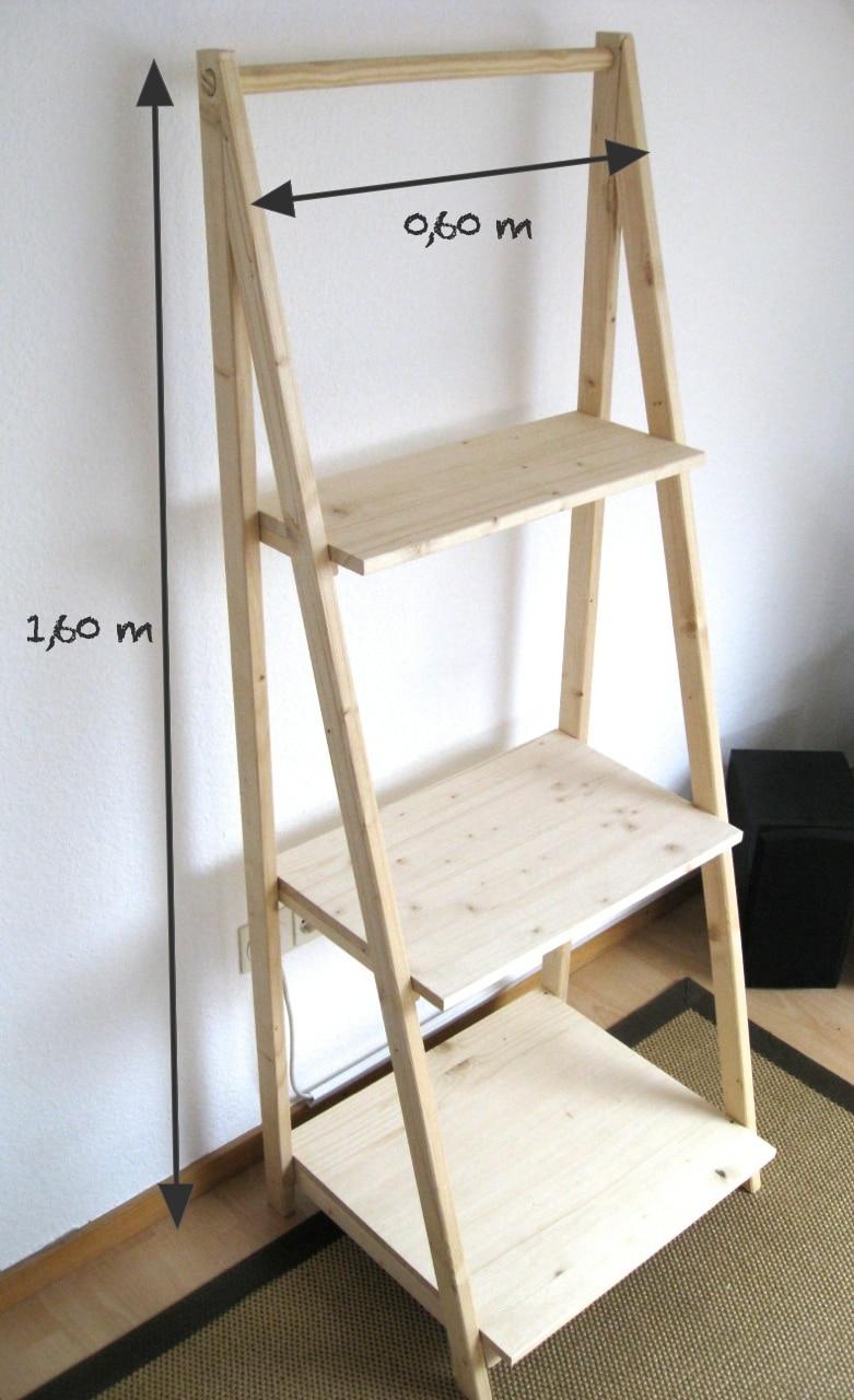 blumenleiter handmade kultur. Black Bedroom Furniture Sets. Home Design Ideas