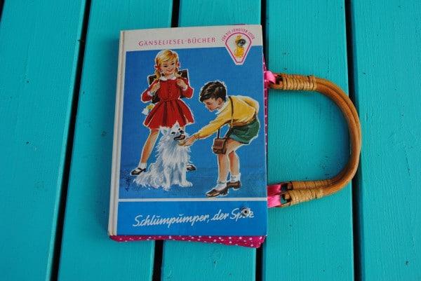 Handtasche aus 50er Jahre Kinderbuch