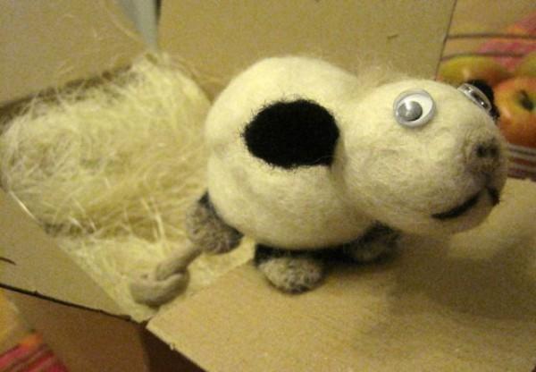 Das Opossum!