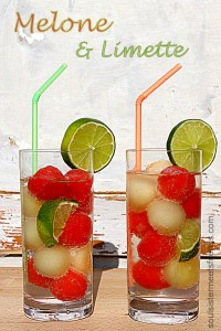 Eiskalt: der Melon Cooler