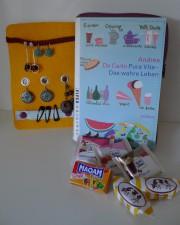 Süße und Schmucke Büchertasche