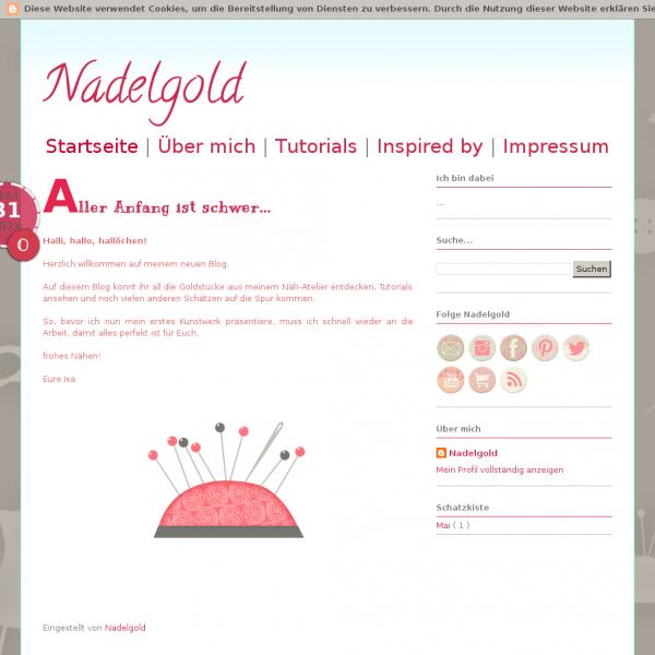 Nadelgold