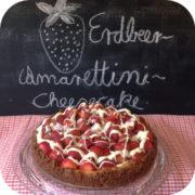 ERDBEER-AMARETTINI-CHEESECAKE