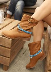 Schuhkette aus Anchor Style