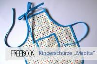 "FREEBook - Kinderschürze ""Madita"" von tepetua"