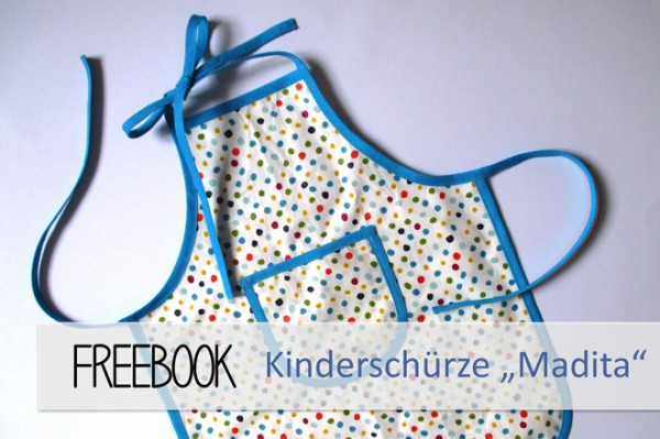 FREEBook - Kinderschürze \